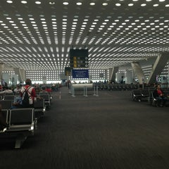 Photo taken at Terminal 2 by Roberto A. on 3/24/2013