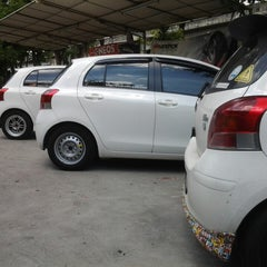 Photo taken at CMN Racing Shop & Wash@CMN by sushhikungg on 5/1/2013