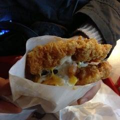 Photo taken at KFC by Minnie L. on 12/8/2012