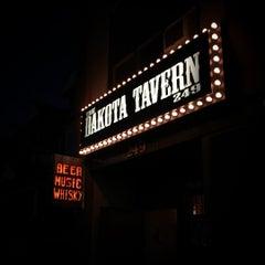 Photo taken at Dakota Tavern by Celio B. on 7/31/2015