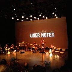 Photo taken at Atlas Performing Arts Center by Kenya on 11/11/2012