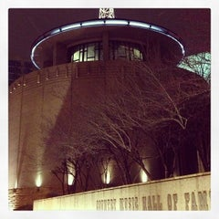 Photo taken at Country Music Hall of Fame® and Museum by Marc R. on 3/26/2013