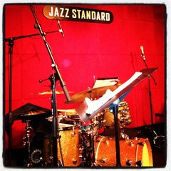Photo taken at Jazz Standard by Marc R. on 10/13/2012
