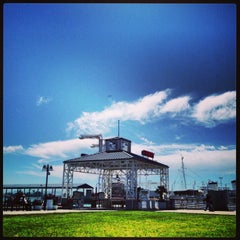 Photo taken at Oakland Ferry Terminal by Tracy A. on 6/14/2013