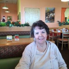Photo taken at Scrambler Marie's by Katie H. on 10/25/2013