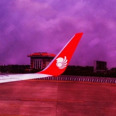 Photo taken at Gate A1 by Hauraa on 11/4/2014