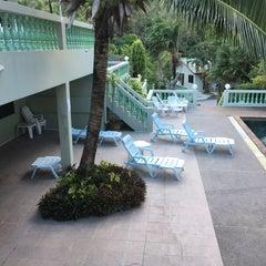 Photo taken at Royal Crown Hotel And Palm Spa Resort Phuket by Tatiana P. on 1/3/2016