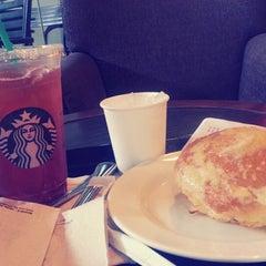 Photo taken at Starbucks Coffee by Mariel d. on 5/9/2013
