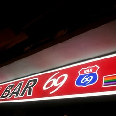 Photo taken at Bar 69 by La R. on 10/7/2013