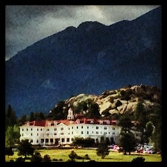 Photo taken at Manor House - Stanley Hotel by Dexter R. on 7/23/2013