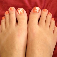 Photo taken at For Your Nails Only by Kendra G. on 10/5/2013