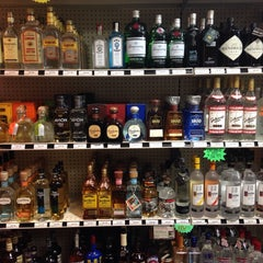 Photo taken at Village Wines & Liquors by Andrew Z. on 5/23/2014
