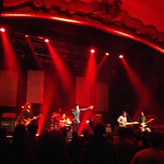 Photo taken at State Theatre by Joe N. on 11/8/2012
