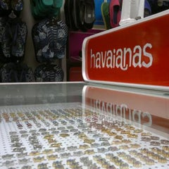 Photo taken at Havaianas by Netto S. on 2/13/2013