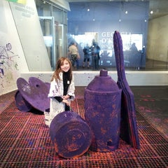 Photo taken at Denver Art Museum by Elle M. on 3/26/2013