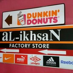 Photo taken at Al-Ikhsan by Tuck Onn B. on 8/24/2014
