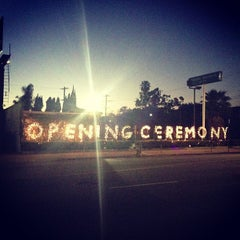 Photo taken at Opening Ceremony by Jeronimo P. on 2/25/2013