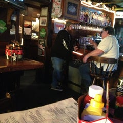 Photo taken at Casey Moore's Oyster House by Raylene W. on 3/16/2013