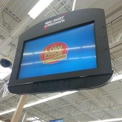 Photo taken at Walmart by Darwin A. on 7/1/2013