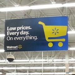 Photo taken at Walmart by Darwin A. on 6/4/2013