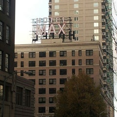 Photo taken at Hotel Max by Taku 目. on 12/5/2012