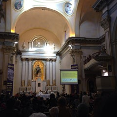 Photo taken at Parroquia de San Vicente Ferrer by Jose Joaquin O. on 12/22/2013