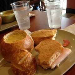Photo taken at Panera Bread by Josh V. on 9/22/2013
