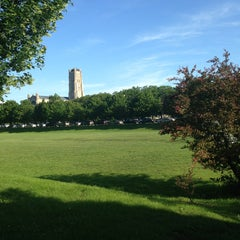 Photo taken at The University of Chicago by Judy on 6/14/2013