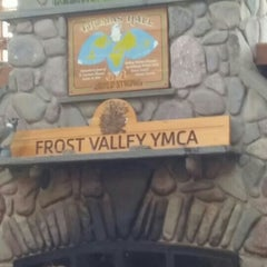 Photo taken at Frost Valley YMCA by Whelan M. on 9/26/2015