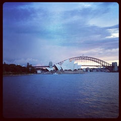 Photo taken at Handa Opera On Sydney Harbour by Lily N. on 4/7/2013