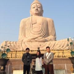 Photo taken at Great Buddha Statue by JoY J. on 12/4/2013