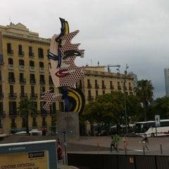Photo taken at La Cara de Barcelona by Nuno R. on 6/23/2013