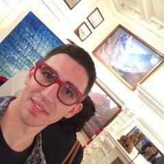 Photo taken at Nicholas Roerich Museum by Georgi S. on 9/18/2014