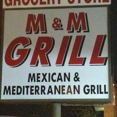 Photo taken at M&M Grill by Bilal F. on 11/18/2012