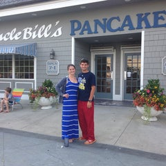 Photo taken at Uncle Bill's Pancake House by Danielle P. on 7/20/2013