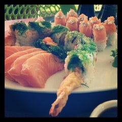 Photo taken at Kaffas Sushi by Dei S. on 5/8/2013