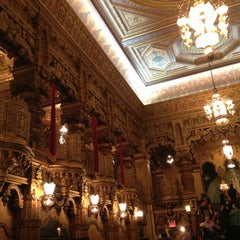 Photo taken at United Palace Theatre by Caitlin C. on 2/12/2013