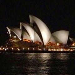 Photo taken at Sydney Opera House by Jim B. on 8/20/2013