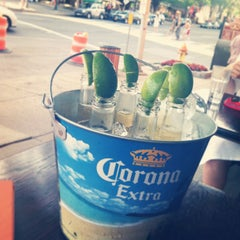 Photo taken at Cantina by Annie V. on 7/16/2013