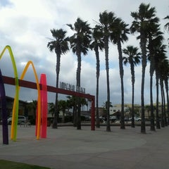 Photo taken at Imperial Beach Pier by Melissa C. on 4/12/2013