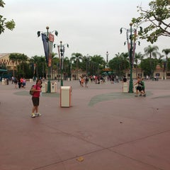 Photo taken at Esplanade & Ticket Booths by Kinsey S. on 9/20/2013