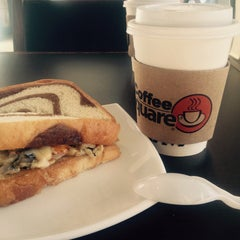 Photo taken at Coffee Square by Psic Arturo A. on 9/16/2015