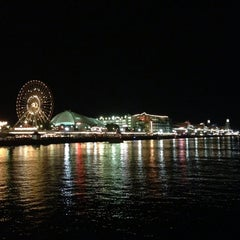 Photo taken at Navy Pier by Elise L. on 7/7/2013