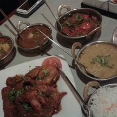 Photo taken at Annapurna Restaurant Nepali by Nicolas B. on 7/3/2014
