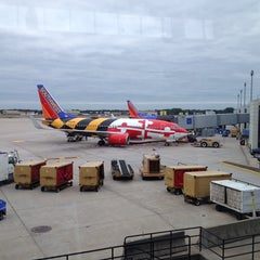 Photo taken at Bradley International Airport (BDL) by Melissa B. on 9/27/2013