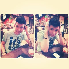 Photo taken at Station 1 Café by Terence Y. on 2/21/2013