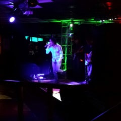 Photo taken at Tonic Bar by Veronica on 4/27/2014