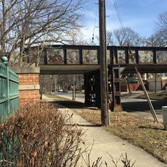Photo taken at Abandoned Railroad by Reneé Lee G. on 3/15/2015