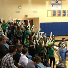 Photo taken at Forest Hills Northern High School by Lynne J. on 12/7/2012