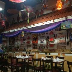 Photo taken at La Parilla Mexican Restaurant by Ana Lydia O. on 6/20/2015